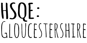 HSQE Gloucestershire Mobile Logo